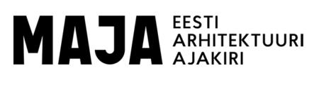 Eesti arhitektuuriajakiri MAJA